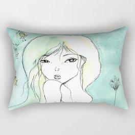 Dite moi! Rectangular Pillow