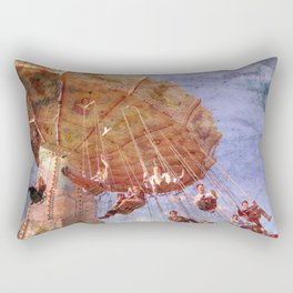 Swingin' By Rectangular Pillow