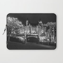 Sparkling Ottawa Laptop Sleeve