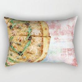 Pizza Power! Rectangular Pillow