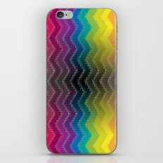 Zigzag 2 iPhone & iPod Skin