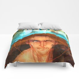 Torn Justice Comforters