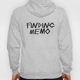 Finding Memo Hoody