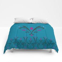 Elsa's Coronation Comforters