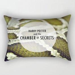 The Chamber of Secrets Rectangular Pillow
