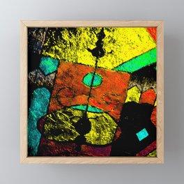 Awareness Framed Mini Art Print