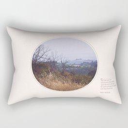 I Love Your Feet Rectangular Pillow