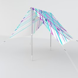 Improvised Geometry Nr. 2, Abstract Sun Shade