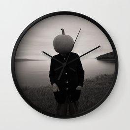Sleepy Hollow Wall Clock