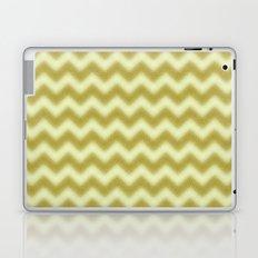 Chevron Gold Berry Laptop & iPad Skin
