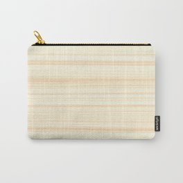 Basswood Texture Carry-All Pouch