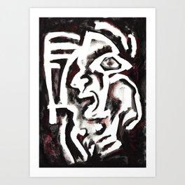 Member of the Tribe Art Print