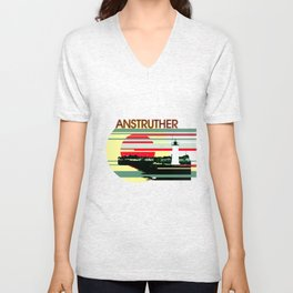 Anstruther Unisex V-Neck