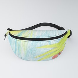 Beach Coconut Fanny Pack