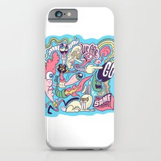 Doodle #2389 Slim Case iPhone 6s