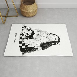 Demonslayer Kimetsu No Yaiba Rug