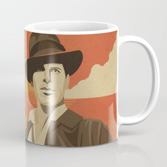 The Archeologist Mug