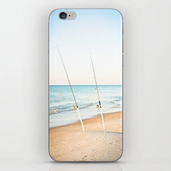 Rods iPhone & iPod Skin