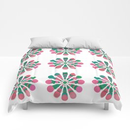 Springs of Colors Comforters