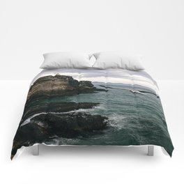 Coastal Albatross Comforters