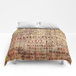 Motherfucker Comforters
