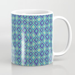 Diamonds are Forever-Oceania Colors Coffee Mug