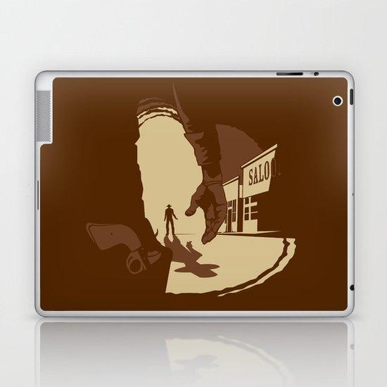 Showdown Laptop & iPad Skin