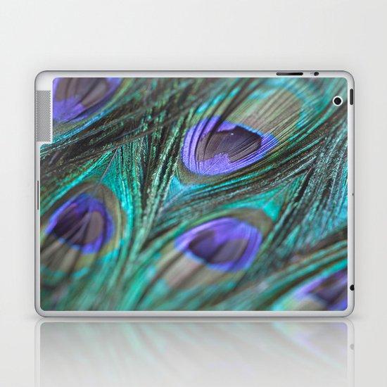 Peacock Fashion Laptop & iPad Skin