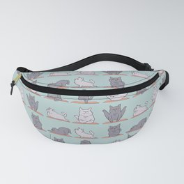 British Shorthair Cat  Yoga Fanny Pack