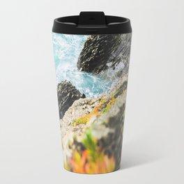 The sea and the color Travel Mug