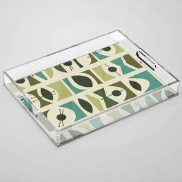 Tromen - Green Acrylic Tray