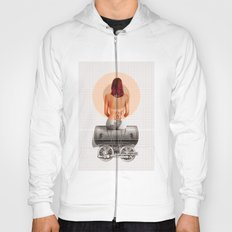 Traveling with loneliness Hoody