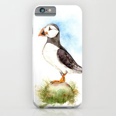 Puffin on a Rock iPhone 6s Slim Case