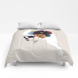 Versailles Skull Comforters