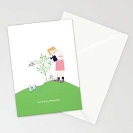 Love Always Perseveres Stationery Cards