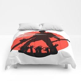 Ash Comforters