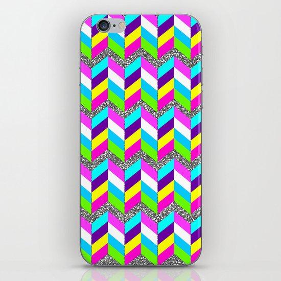 Glitter Guild iPhone & iPod Skin