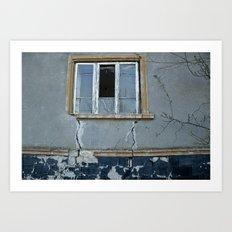 window Art Print
