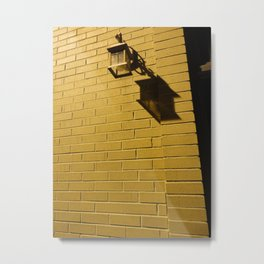Well Worn And Alone Metal Print