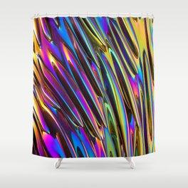 Twist Shower Curtain