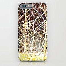 Nature finds the way inside... and outside... Everywhere! iPhone 6s Slim Case