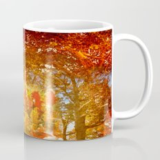 Autumn Collage Mug