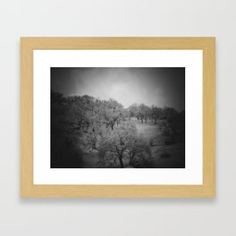 Phoenix Hill #4 Framed Art Print