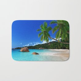 Turquoise Waters Bath Mat