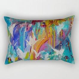 Bodaciously Triumphant Rectangular Pillow