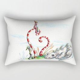 Toyland Rectangular Pillow