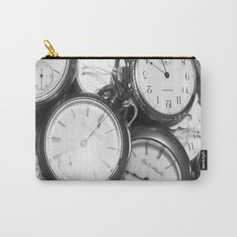 Forever in Time Carry-All Pouch