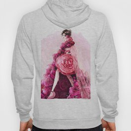 BOUQUET DRESS Hoody