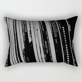 Records 2 Rectangular Pillow