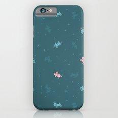 Reindeer Frolic (tiling pattern) Slim Case iPhone 6s